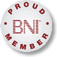 BNI Glasgow & South Lanarkshire Proud Member